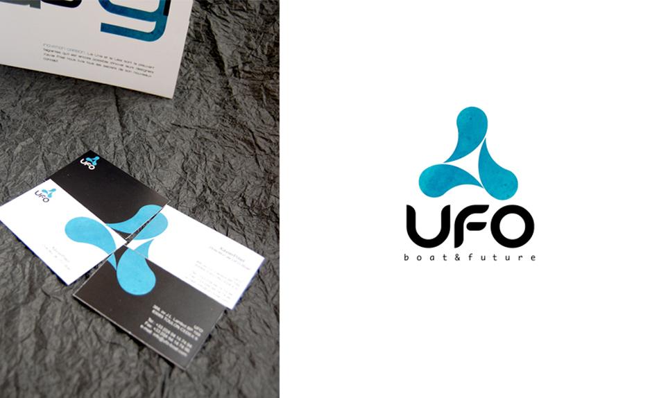 UFO.bateau.logo