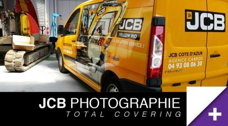 Vidéo-photomontage.JCB.sticker.total.covering.PUB